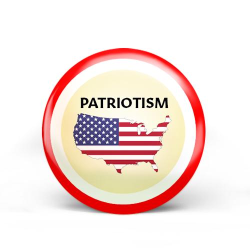 Patriotism Badge