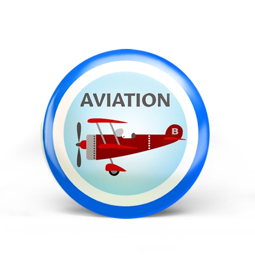 Aviation Badge