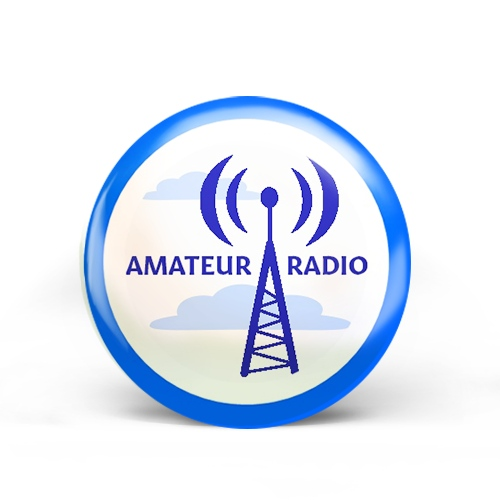 Amateur Radio Badge
