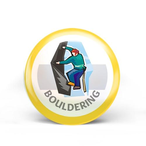 Bouldering Badge