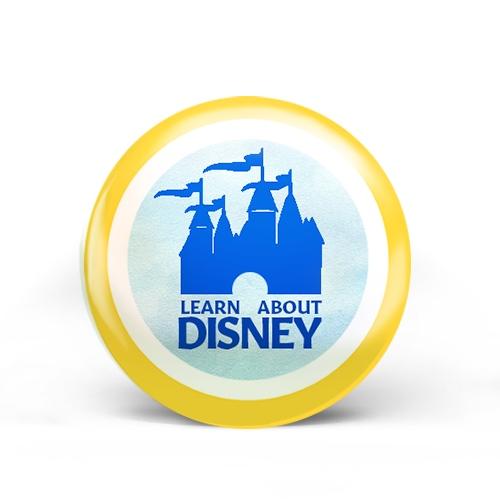 Disney Badge