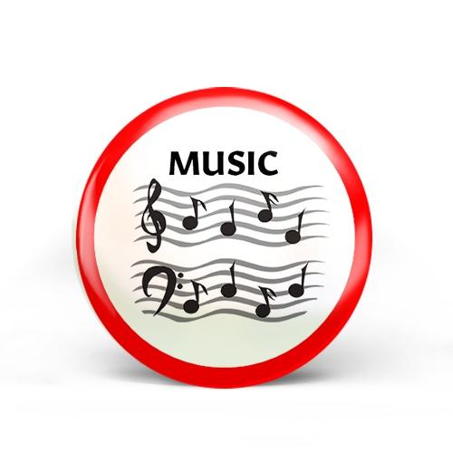 Music Badge