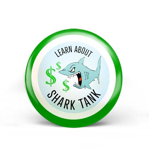 Shark Tank Badge