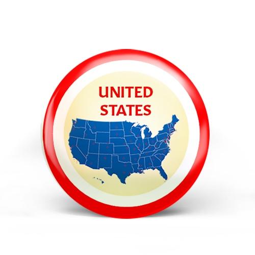 United States Badge