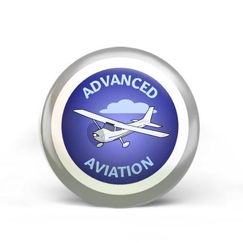 Advanced Aviation Badge