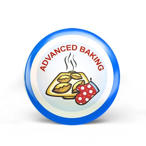 Advanced Baking Badge