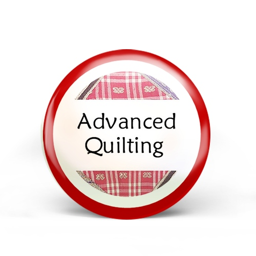 Advanced Quilting Badge