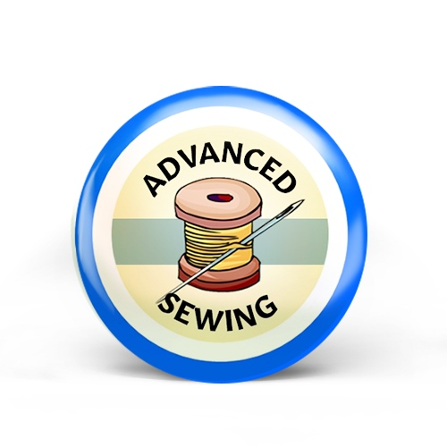 Advanced Sewing Badge