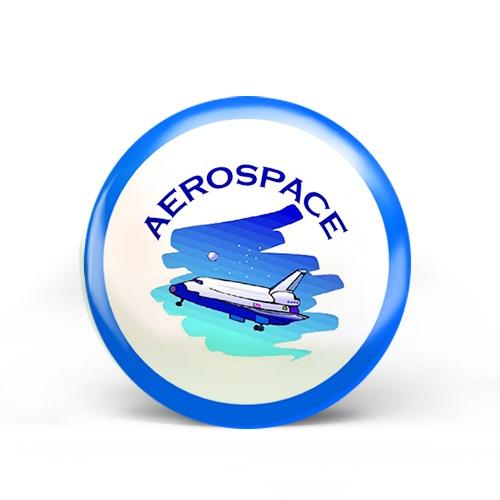 Aerospace Badge