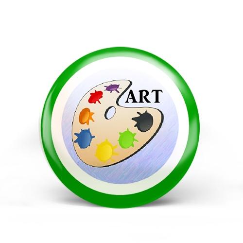 Art Badge