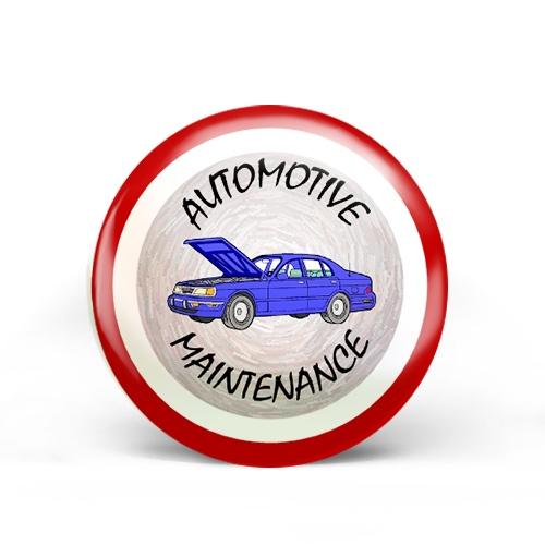 Automotive Maintenance Badge