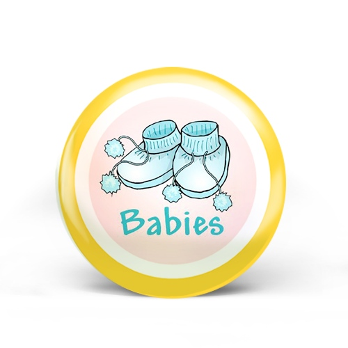 Babies Badge