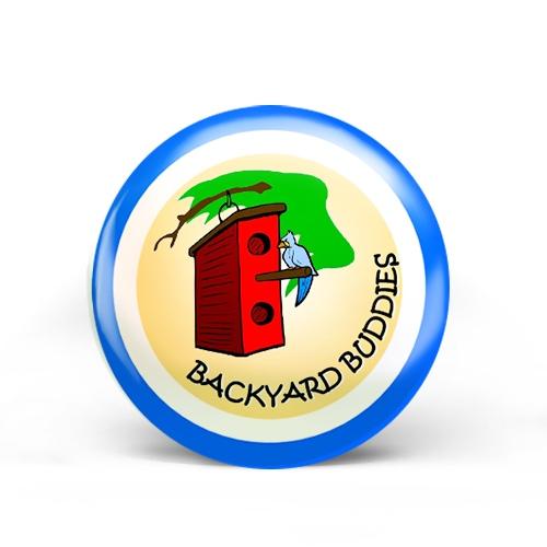 Backyard Buddies Badge