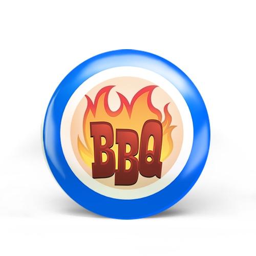 BBQ Badge