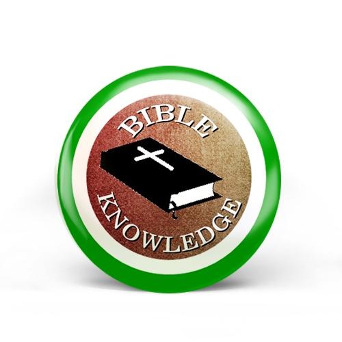 Bible Knowledge Badge