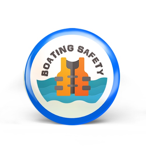 Boating Safety Badge