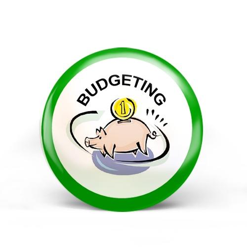 Budgeting Badge