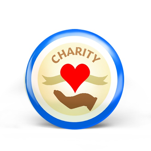 Charity Badge