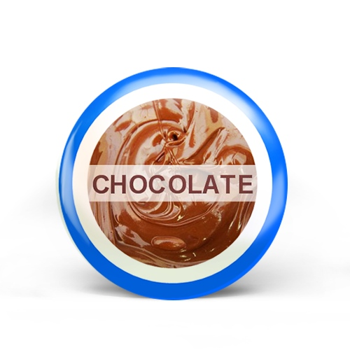 Chocolate Badge