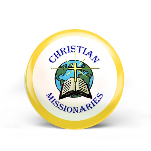 Christian Missionaries Badge