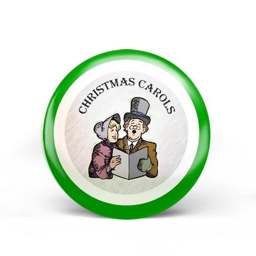 Christmas Carols Badge