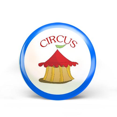 Circus Badge