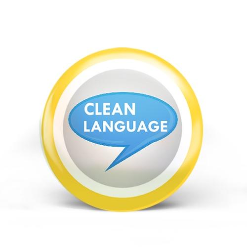 Clean Language Badge