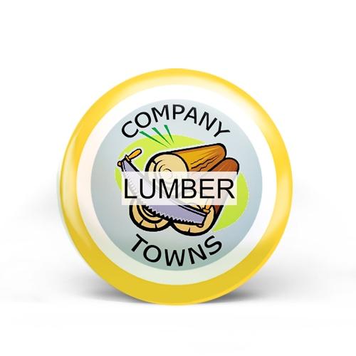 Company Towns Badge