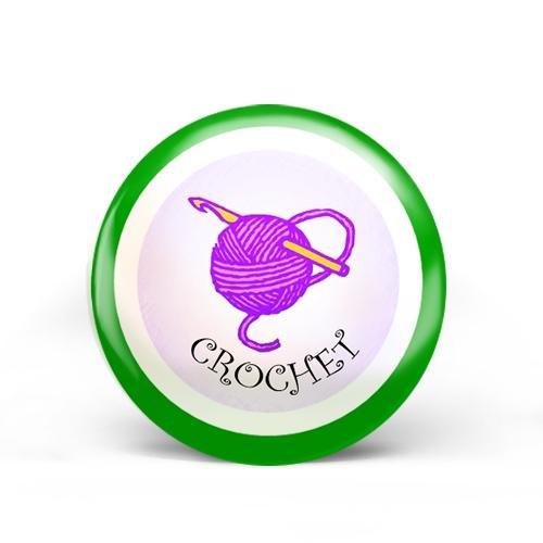 Crochet Badge