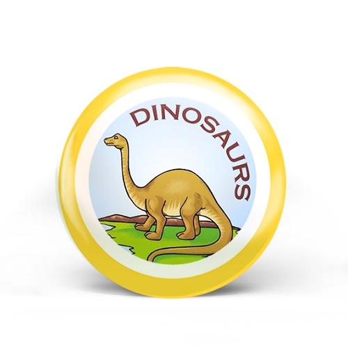 Dinosaurs Badge