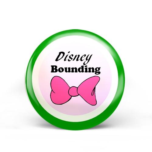 Disneybounding Badge