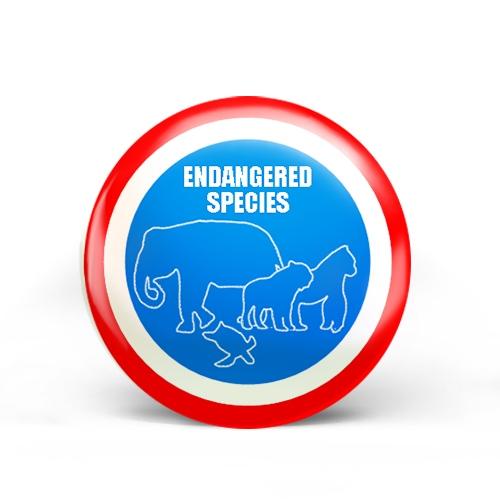 Endangered Species Badge
