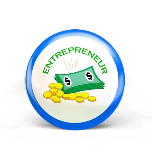 Entrepreneur Badge