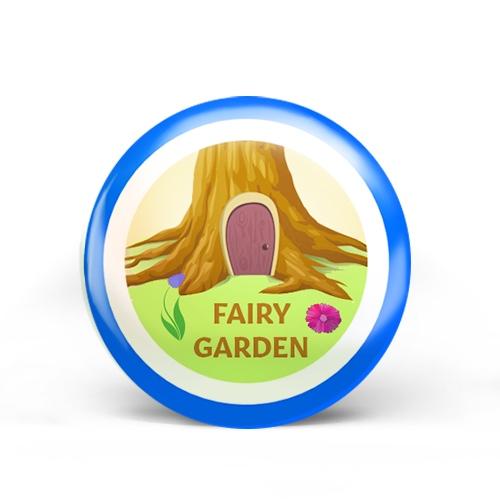 Fairy Garden Badge