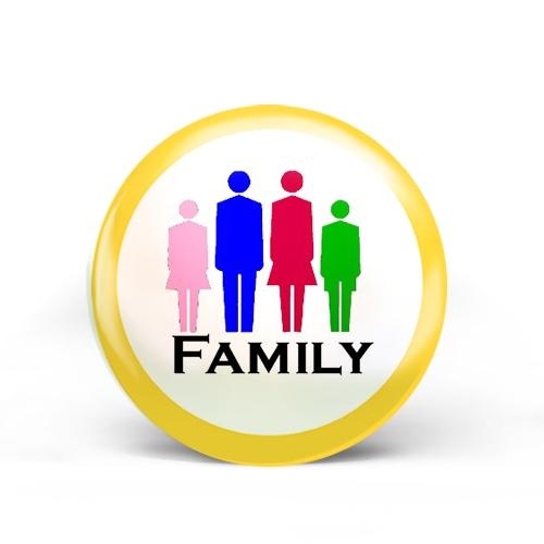 Family Badge