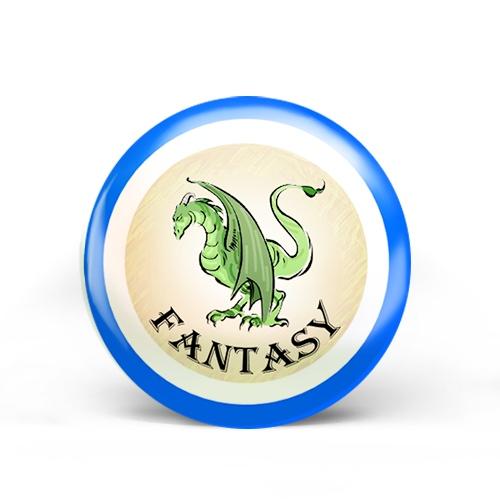 Fantasy Badge