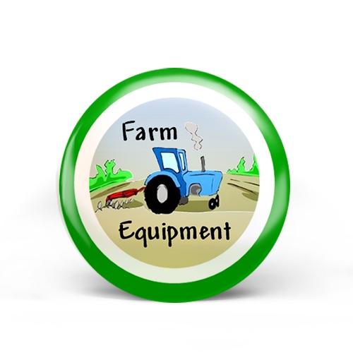 Farm Equipment Badge