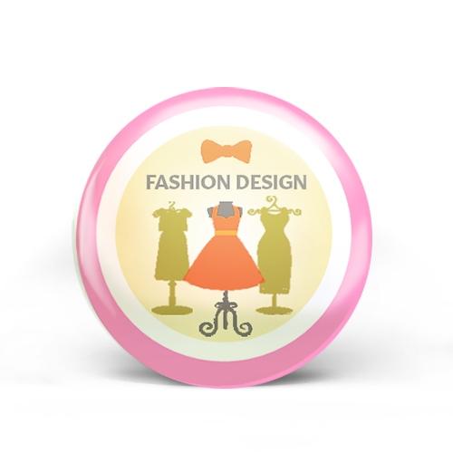 Fashion Design Badge