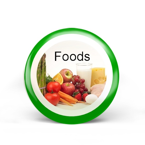 Foods Badge