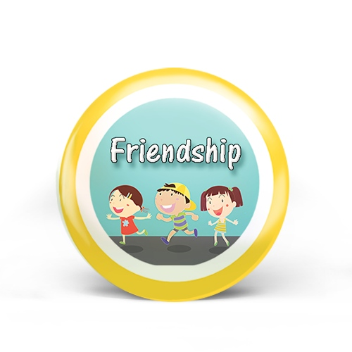 Friendship Badge