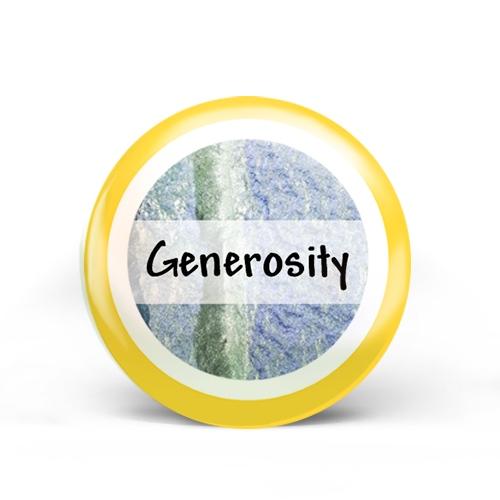 Generosity Badge