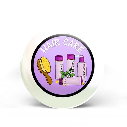Hair Care Badge