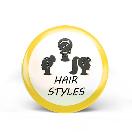 Hair Styles Badge