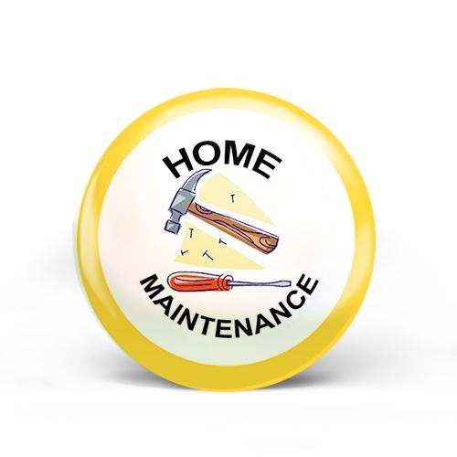 Home Maintenance Badge