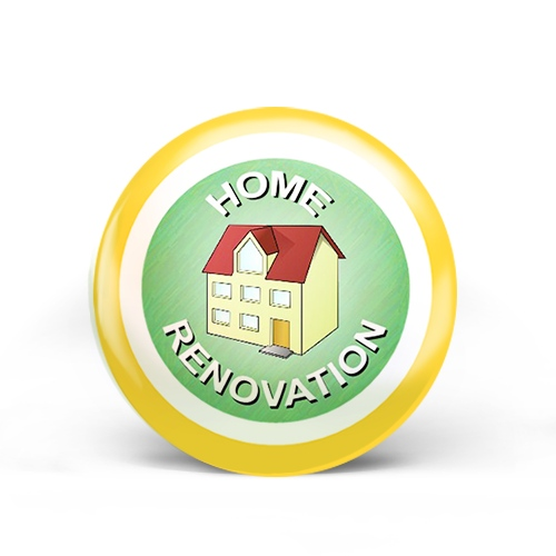 Home Renovation Badge