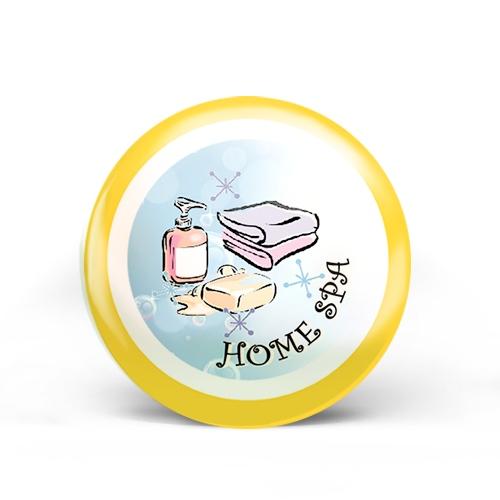 Home Spa Badge