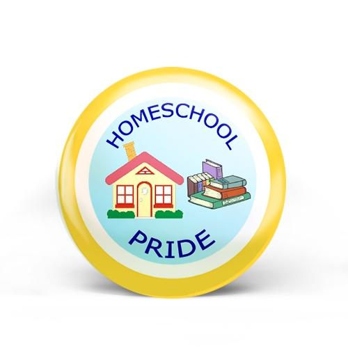 School Pride Badge