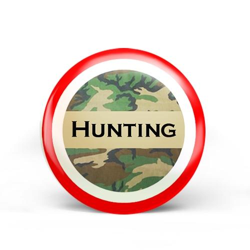 Hunting Badge