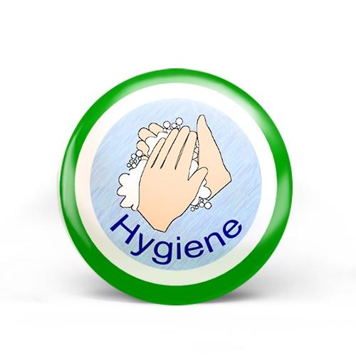 Hygiene Badge