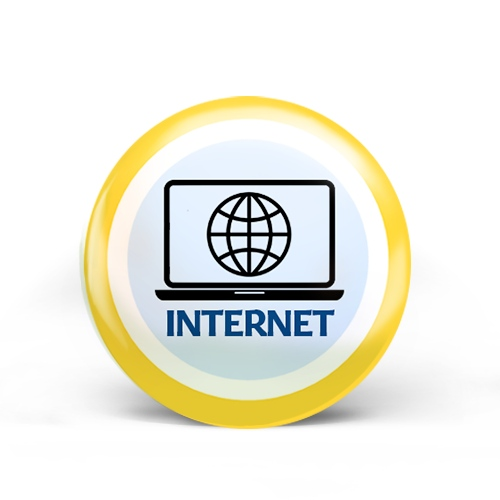 Internet Badge